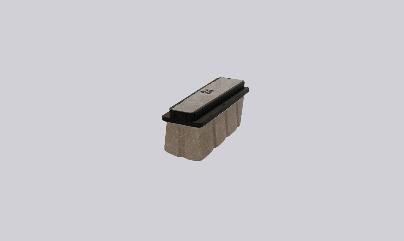 170mm Granit Abrasiv