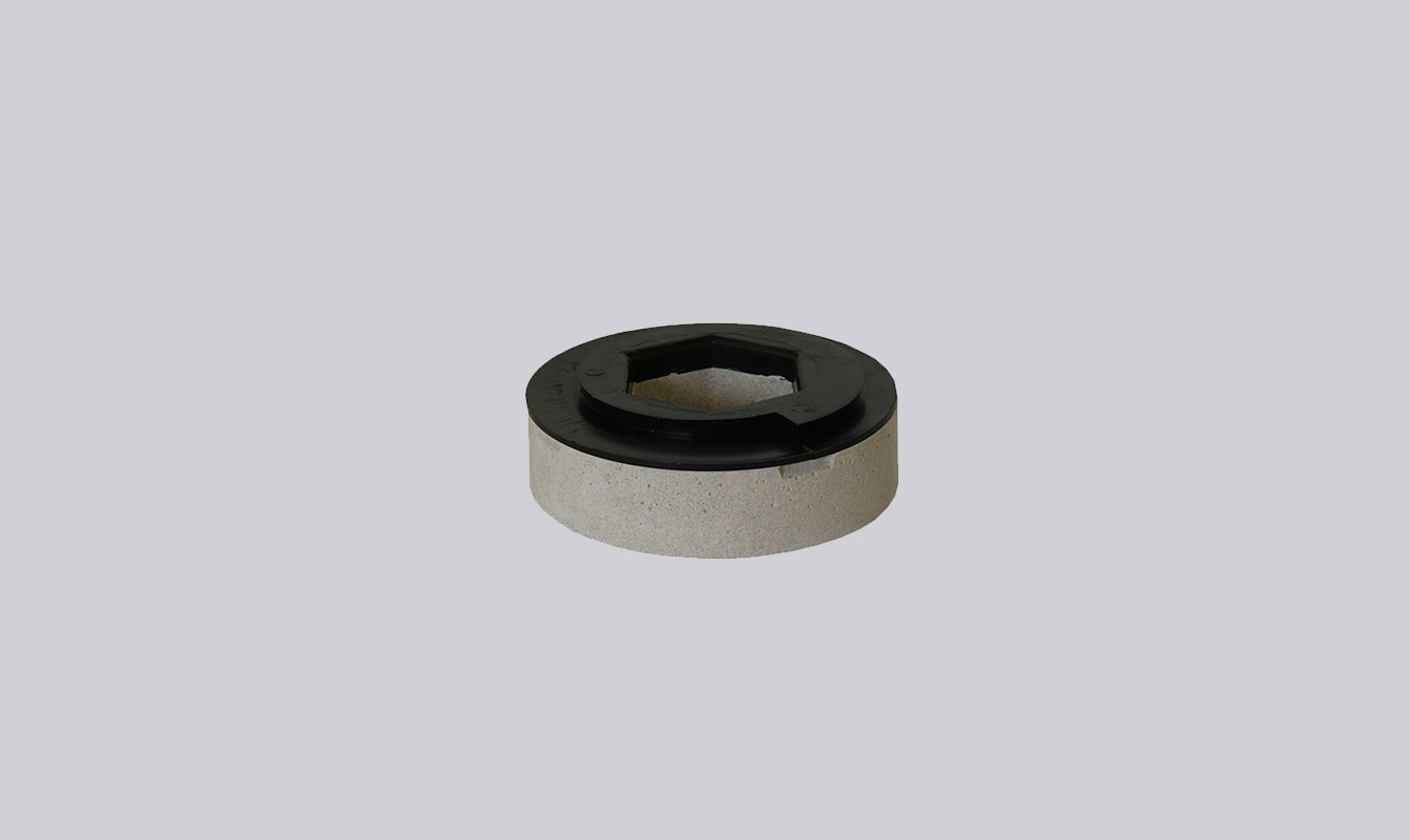 Magnesite Chamfer and Forehead Abrasive